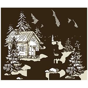Chambres insolites en forêt du Domaine Jean Got : Gîte Saint-Émilion