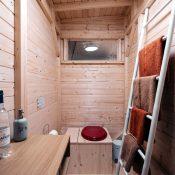 Erable Rouge : Chambres insolites en forêt du Domaine Jean Got