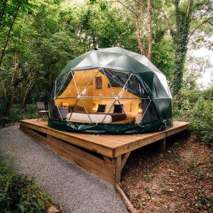 Peuplier argenté : Chambres insolites en forêt du Domaine Jean Got