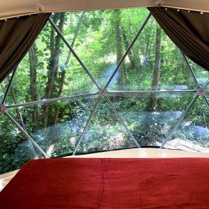 Erable Pourpre : Chambres insolites en forêt du Domaine Jean Got